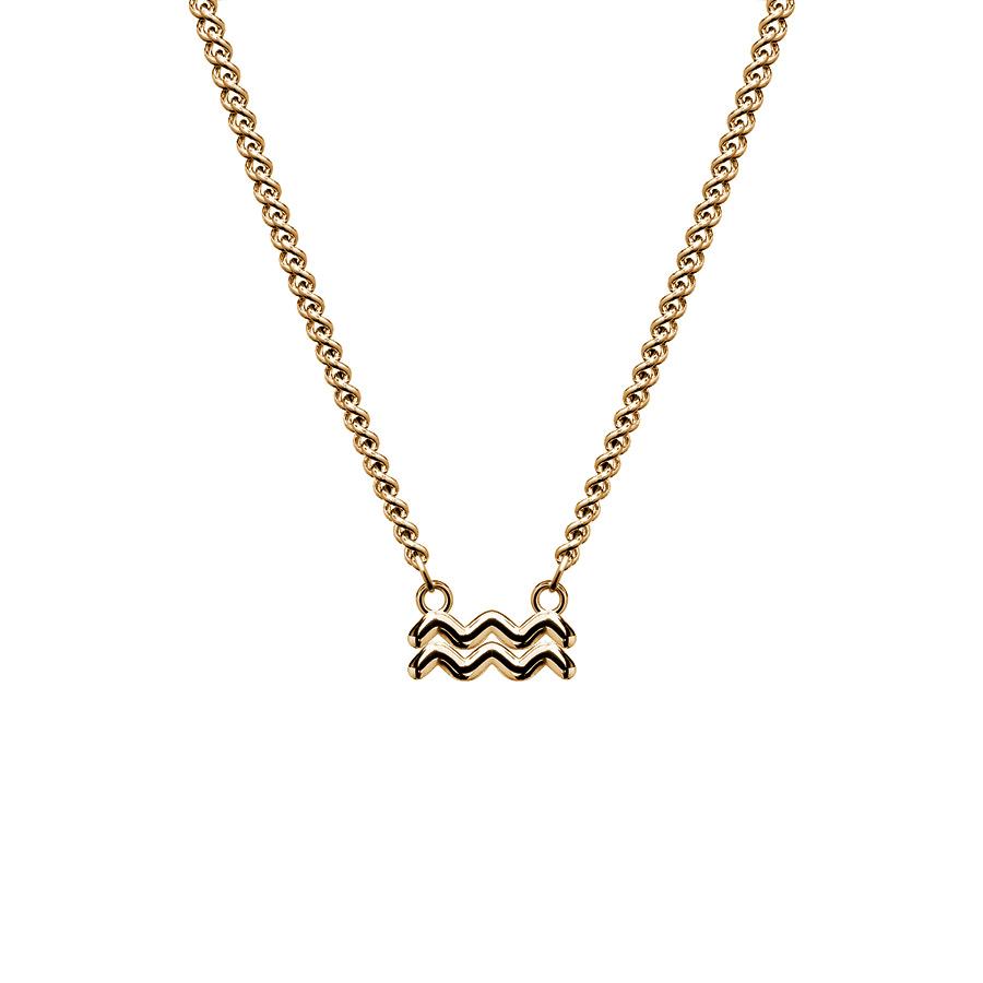 Halskette Sternzeichen | Wassermann