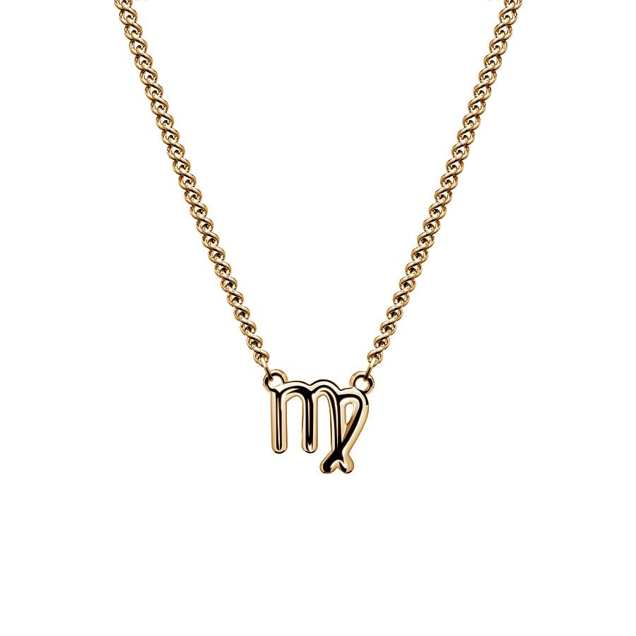 Halskette Sternzeichen   Jungfrau
