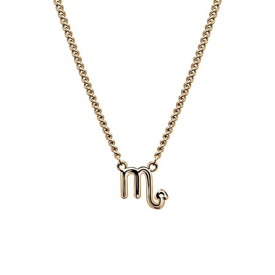 Halskette Sternzeichen | Skorpion