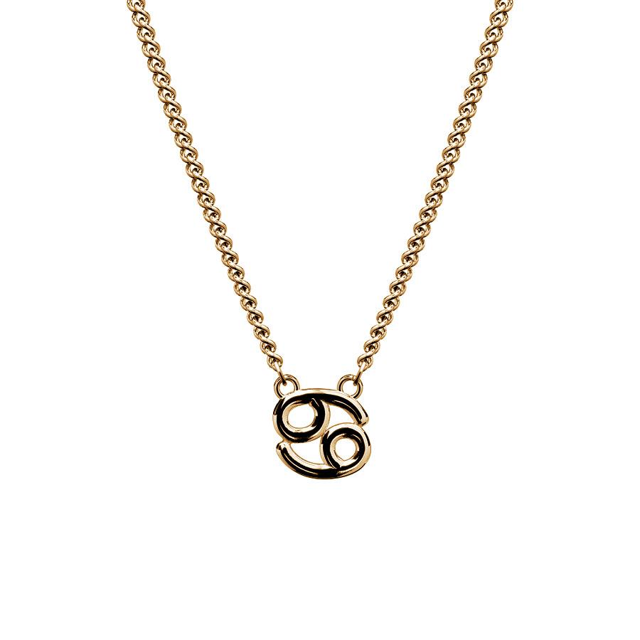Halskette Sternzeichen | Krebs