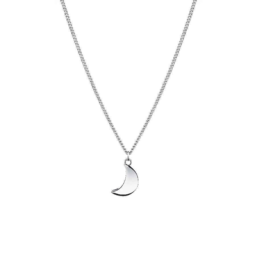 Mutmacher - Kette | Neumond in Diamant