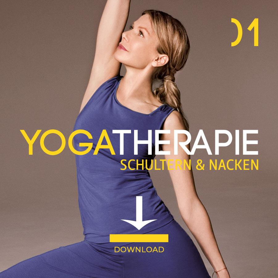 Download Yoga Therapie | Schulter & Nacken | 20 min