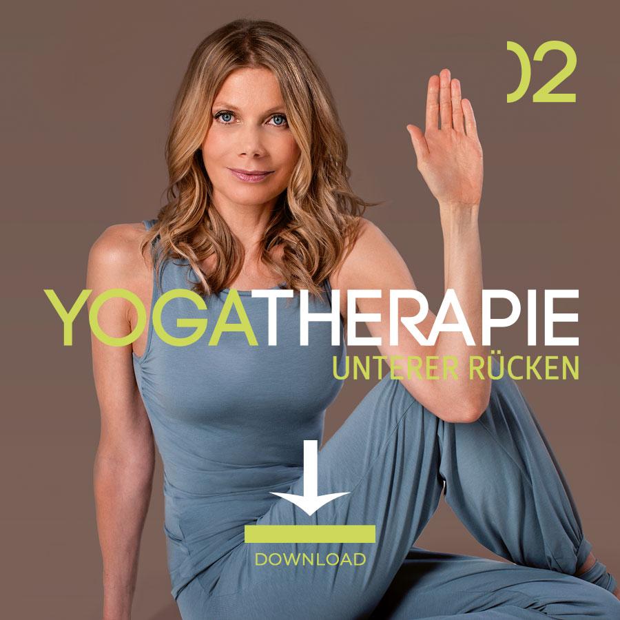 Yoga Therapie | Download- Paket | Unterer Rücken